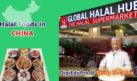 Halal Food in China