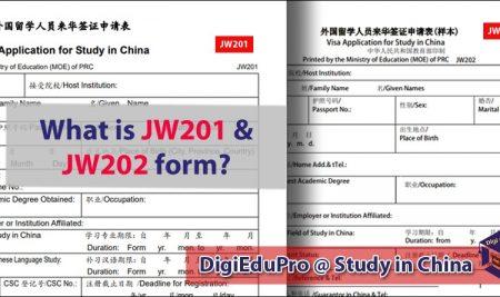 What is JW201 / JW202 form?
