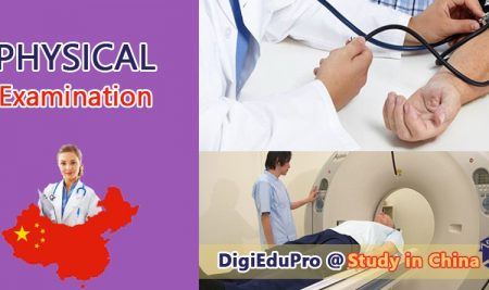 Physical Examination for The Chinese Visa