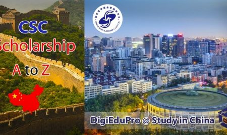 How to Apply Chinese Government Scholarship( CSC)