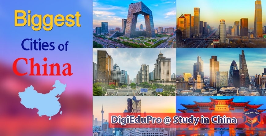 Biggest China-CIty picture