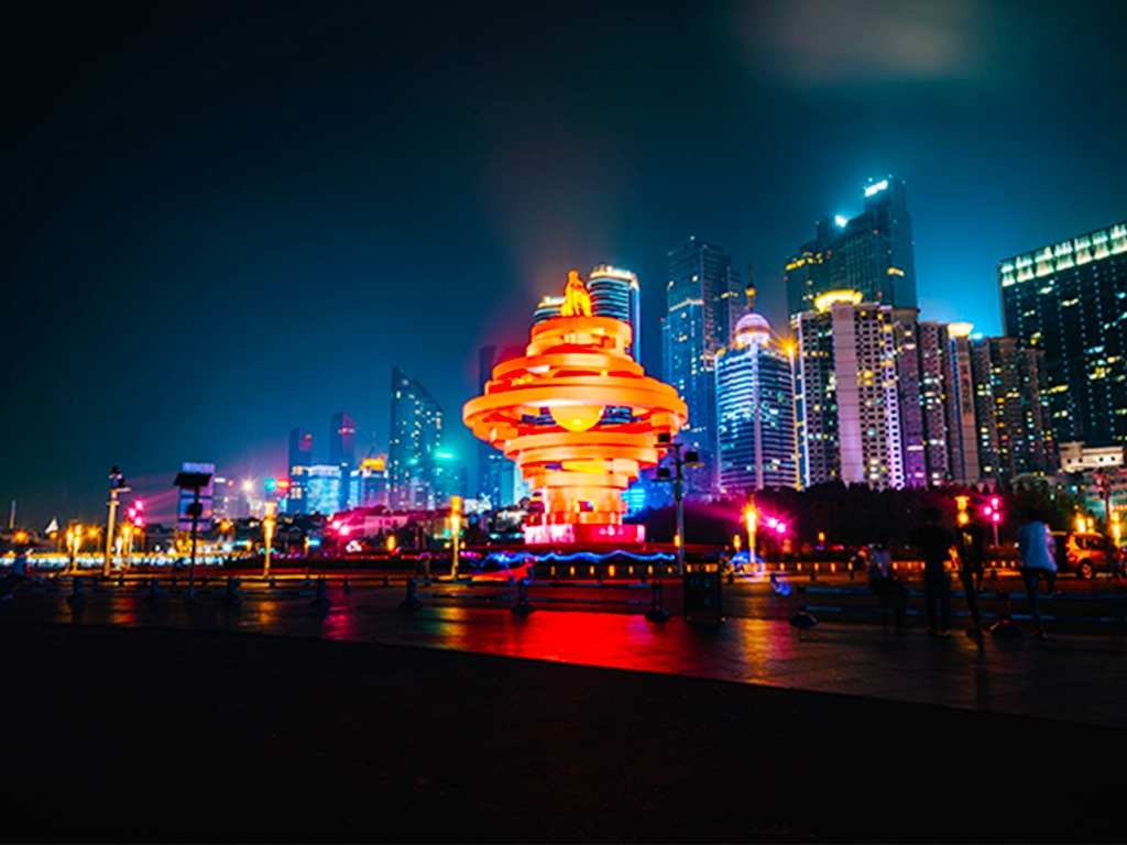 Qingdao-Cites-Picture-China