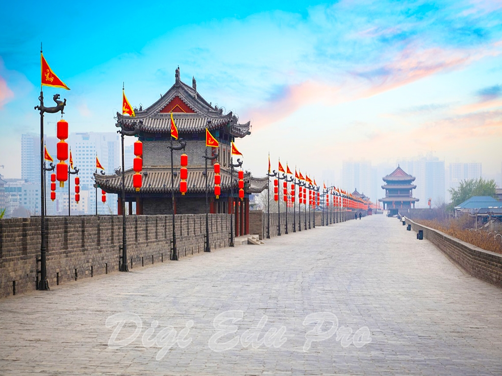 Xian's-Cites-Picture-China