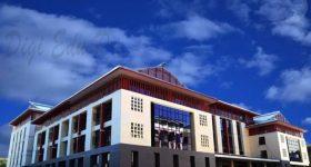 Guizhou Minzu University campus-3
