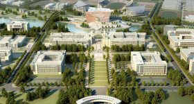 Hebei University Of Technology campus-1