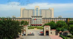 Hebei University Of Technology campus-4