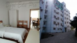 Wuchang University Of Technology dormitory-1