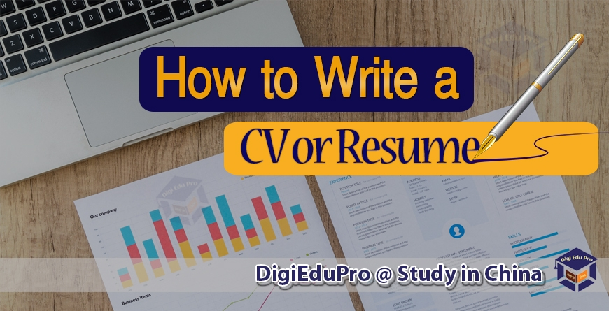 How to right CV or Resume