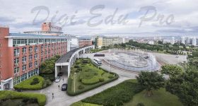 Fuzhou Vocational and Technical College-campus1