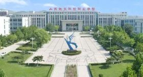 Shandong Foreign Languages Vocational College Campus 3