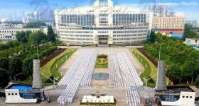 Second military medical university-camus2