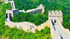 Grat wall of China-Study and visit to China