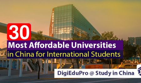 30 Most Affordable Universities in China for International Students