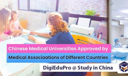 Chinese Medical Colleges Approved by NMC, MCI, PMDC, BMDC, JMA, SHC, SLMC, KIMS, IMA, HPCSA