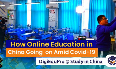 How Online Education in China Going on Amid Covid-19