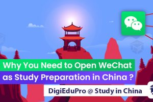 Why You Need to Open WeChat as Study Preparation in China