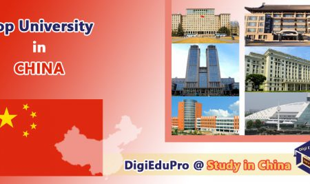 Top 10 University in China 2020