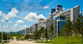 Liaoning University of Technology Campus 7