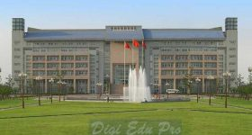 Zhengzhou University Campus 1