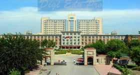 Hebei university of science and technology Campus 10