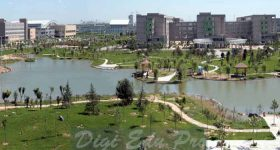 Hebei university of science and technology Campus 4