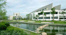 Zhejiang Gongshang University Campus 10