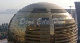 Zhejiang Gongshang University Campus 4