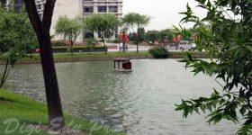 Zhejiang Gongshang University Campus 5