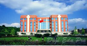North sichuan Medical University Campus