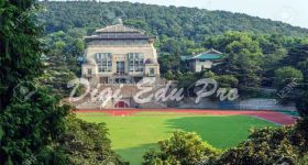 Wuhan University Campus
