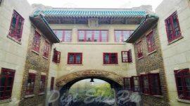 Wuhan-University-Dormitory