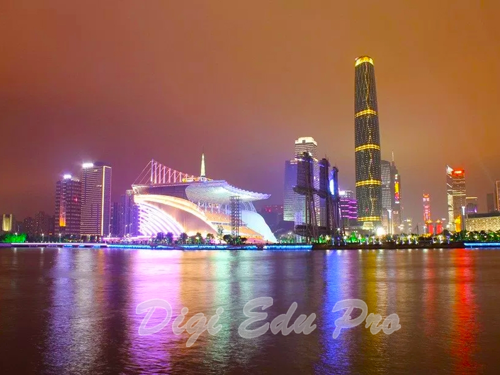 Guangzhou-Cites-Picture-China