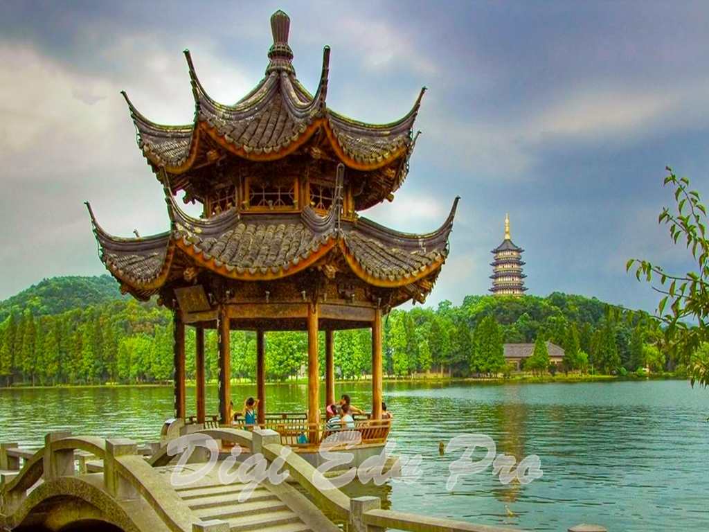 Hangzhou Cites-Picture-China