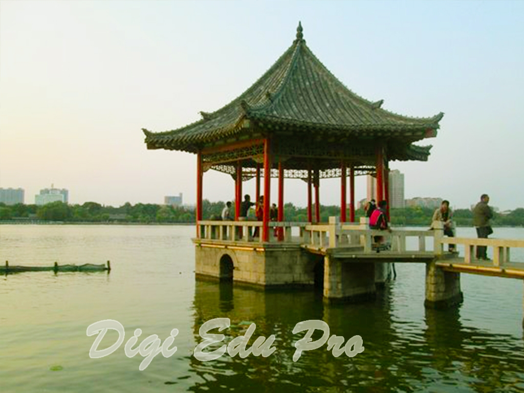 Jinan-Cites-Picture-China