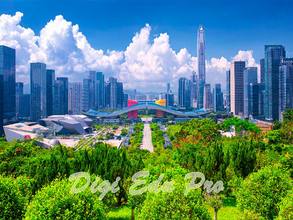 Shenzhen-Cites-Picture-China
