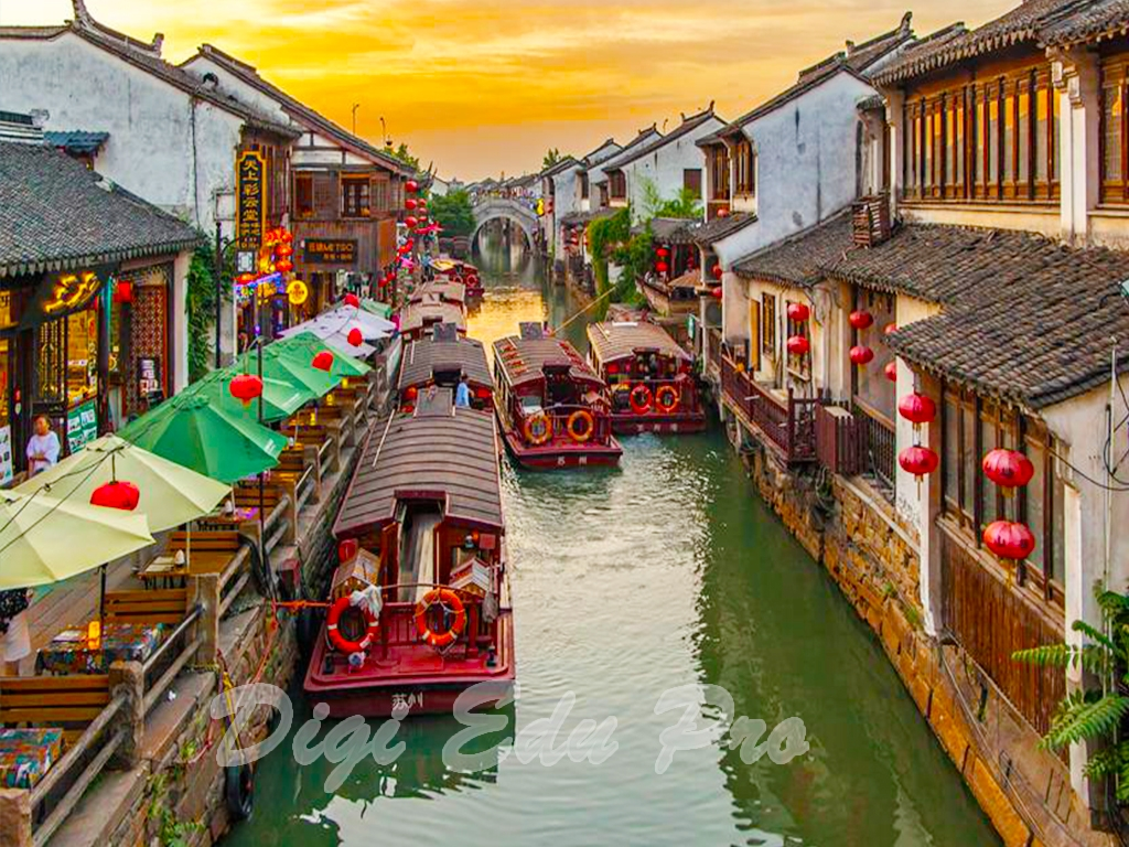 Suzhou-Cites-Picture-China