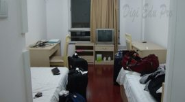 Beihang University dormitory