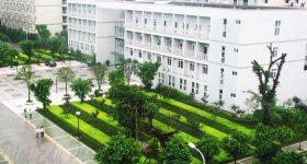 Chongqing-Normal-University. campus