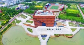 Hebei University Of Technology campus-3