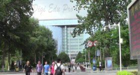 Lanzhou Jiaotong University campus