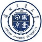 Lanzhou Jiaotong University logo
