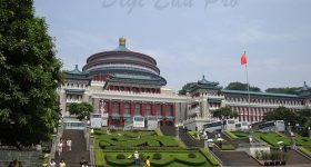 Southwest University of Political Science and Law campus-3