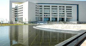 Wuhan Textile University camp 2