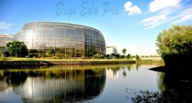 Wuhan Textile University campus -3
