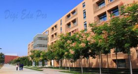 Xidian University campus