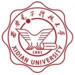 Xidian University logo