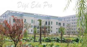 Zhongnan University of Economics and Law campus 1-