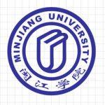 Minjiang University. logo