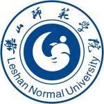 leshan normal university logo