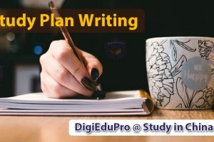 Study-plan Writing